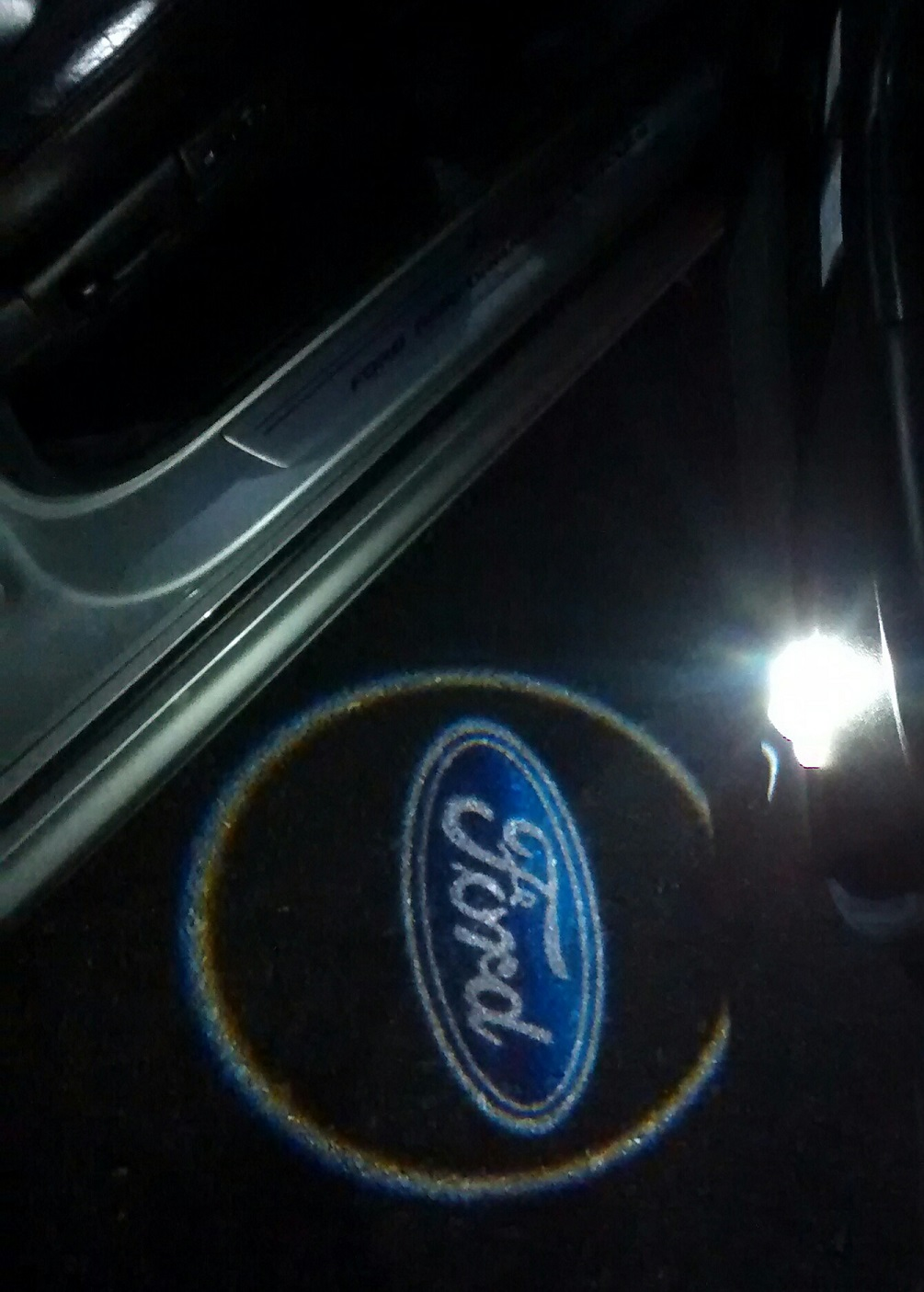 Ford Door Lights